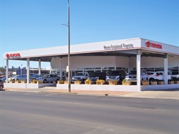 New England Toyota - Inverell